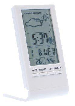 Термо-гигрометр цифровой с часами Т-14