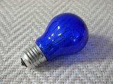 Синяя лампа запасная