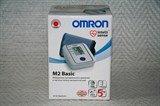 Тонометр OMRON M2 Basic  автоматический с универсальной манжетой