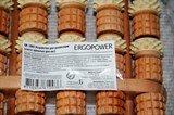 Массажер для ног Ergopower 1003 роликовый зубчатый